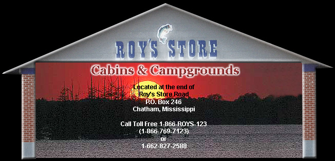 Attirant Both Are Located On Beautiful Lake Washington. Royu0027s Location #1 Is Located  In Chatham, Mississippi, ...